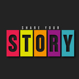 share your story - 223337770