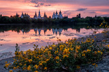 Sunset in Moscow - 223339700