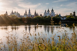 Sunset in Moscow - 223339769