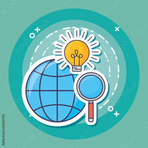 Fototapeta innovation technology image