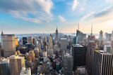 Manhattan - View from Top of the Rock - Rockefeller Center - New York - 223393778