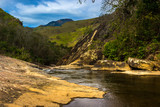 river in the mountains - 223427106