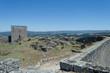 Tower of Celorico da Beira Castle, As Beiras Region. Portugal. - 223430717