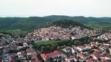Place Blato on island Korcula in Croatia. - 223438984