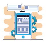 Digital marketing elements - 223445365