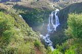 View of the Waipunga Falls between Taupo and Napier on the Thermal Explorer highway in the North Island, New Zealand