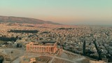 I flied my drone from as far as 2km+ to get this shot of Acropolis and Athens cityscape as background. - 223467757