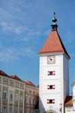 Lederer tower, Wels, Austria - 223489596