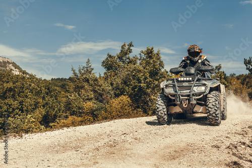 A trip on the ATV