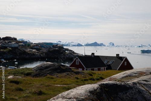 Foto Murales Grönland   Ilulisat