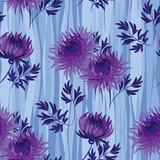 Fall chrysanthemum stock vector illustration - 223512704