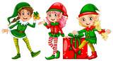 A set of female elf - 223518975