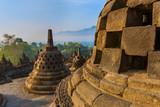 Borobudur Buddist Temple - island Java Indonesia - 223529382