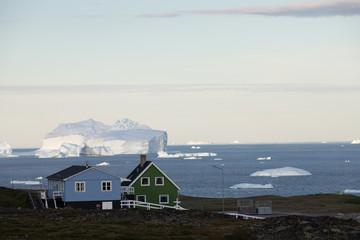 Greenland   Qeqertarsuaq © Florian Gurtner