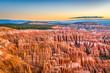 Leinwanddruck Bild - Bryce Canyon National Park, Utah, USA