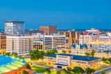 Wichita, Kansas, USA Downtown Skyline - 223555771