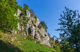 rocks in the Krakow-Czestochowa Upland