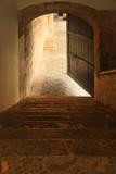 Stone ladder of the Columbus Alcazar - 223613165