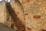 Stone ladder - 223613342