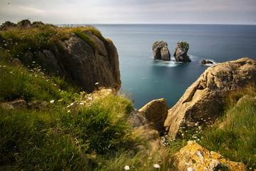 El baño de las rocas © AMG
