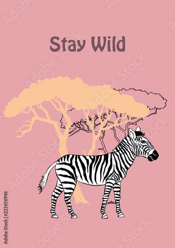 plakat-z-cytatami-z-savanna-animal