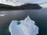 Grönland   Luftaufnahmen - 223676364