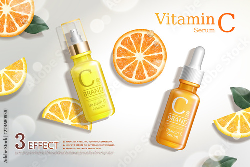 Vitamin C serum ads - 223680959