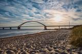 Fehmarnsundbrücke zur Insel Fehmarn an der Ostsee - 223688551