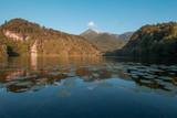 Krottensee im schönen Salzkammergut in Österreich - 223707309