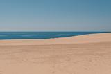 Dunes next to the ocean - 223718585