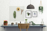 Botanical studio - workspace - 223736928