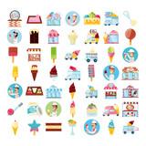 ice cream shop - 223762133