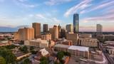 Oklahoma City, Oklahoma, USA Skyline Time Lapse - 223804526