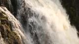 Sunrise at Victoria Falls, Main Falls, Dry Season - 223830929