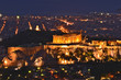 The best of Top view Acropolis at night  on Lycabettus Hill..A place in Athens that should not be missed at night time.