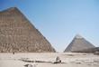 Pyramids of Giza, Cairo, Egypt, North Africa