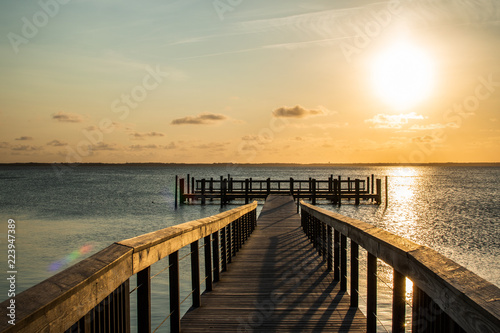 sunset-pier