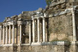 Ruins of the Greek Roman city.Side.Turkey. - 223960570