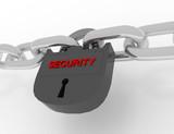 security conept 3d - 223964325