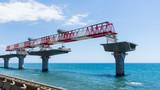 construction chantier du pont - 224003196