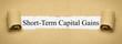 Short-Terms Capital Gains