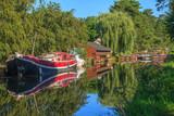 Malestroit, Bretagne, près de l'écluse, canal de Nantes à Brest - 224036707
