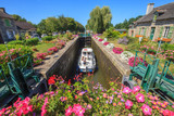 Malestroit, Bretagne, passage de l'écluse, canal de Nantes à Brest - 224041935