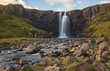 Gufufoss waterfall - 224048761