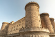 Quadro Castel Nuovo in Naples, Italy