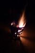 Feuer im Feuerkorb - 224094306
