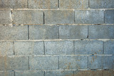 concrete block wall background texture - 224110584