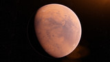 3d rendered illustration of mars