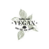 Vegan logo design - 224151168