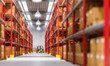 warehouse indoor 3d